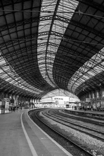 Bristol Temple Meads Station - the current background to the site!