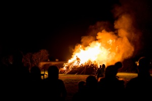 A Proper Somerset Bonfire, Bonfire Night at WsM CC, 04/11/2017