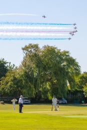 See! Cricket and Air Day, WsM CC vs Temple Cloud CC, WsM, 17/06/2017