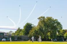 Cricket and Air Day, WsM CC vs Temple Cloud CC, WsM, 17/06/2017