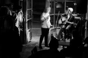 Seb and Lauren-Jaye at Heroes Bar, Weston-super-Mare, 23/09/2017