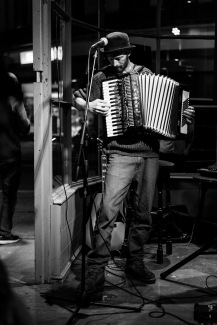 Accordion Joe, Heroes, Weston-super-Mare, 28/09/2017