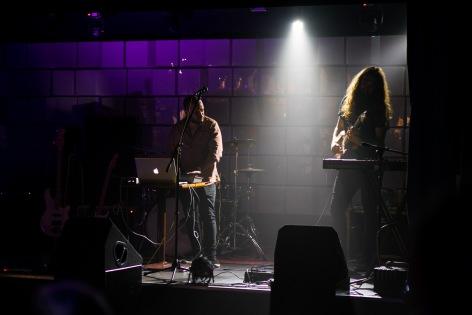 Matt Griffiths and Iain Eccleston, Electric Banana, Weston-super-Mare 23/11/2017