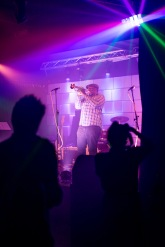 Marvin the Jazz Man, Electric Banana, Weston-super-Mare, 23/11/2017