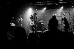 Iain Eccleston and The Blue Horizon, Electric Banana, Weston-super-Mare, 23/11/2017