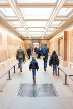 Assyria: Nimrud displays , The British Museum, London, 05/01/2018