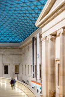 Last one, The British Museum, London, 05/01/2018