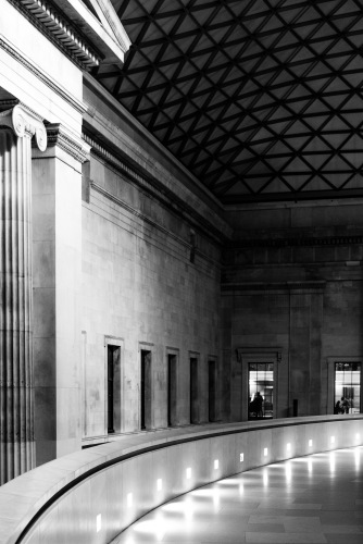 Or two, The British Museum, London, 05/01/2018