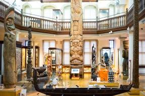 Maudslay Hall, Museum of Archaeology and Anthropology, Cambridge, 14/01/2018