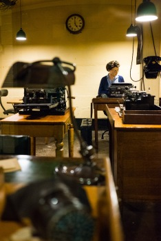 Churchill War Rooms, 31/01/2018
