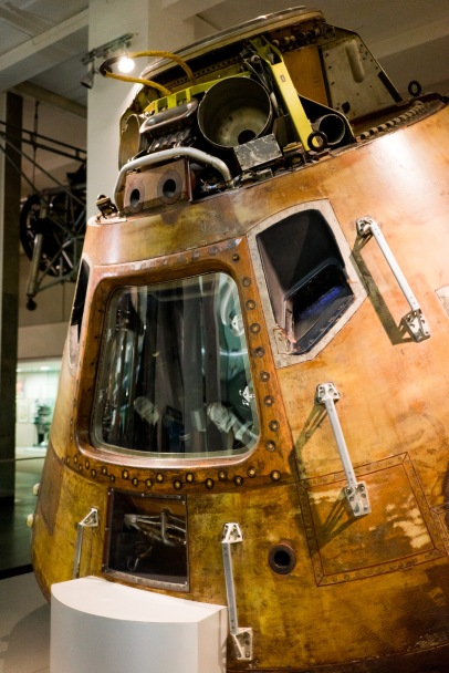 Apollo 10 Command Module, The Science Museum, 31/01/2018