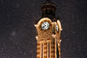 Snow o'clock, Epsom, 28/02/2018